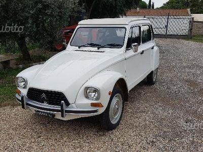 usata Citroën Dyane 6- 1984