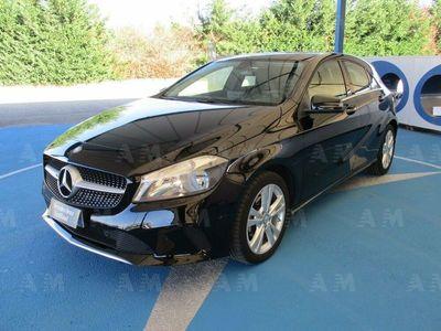 usata Mercedes A180 A 180 d Automatic Sportd Automatic Sport