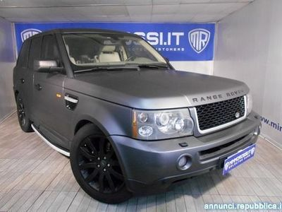 usado Land Rover Range Rover Sport 2.7 TDV6 HSE automatica full optionals Napoli