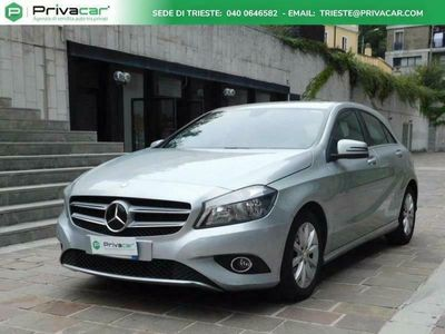 usata Mercedes A180 Classe A - W176cdi (BE) Executive auto