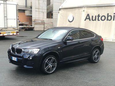 usado BMW X4 F26 Diesel xdrive20d Msport