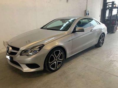 usata Mercedes E250 CDI Coupé Executive