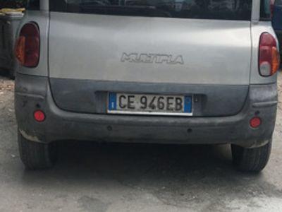 usata Fiat Multipla 1.9 JTD SX