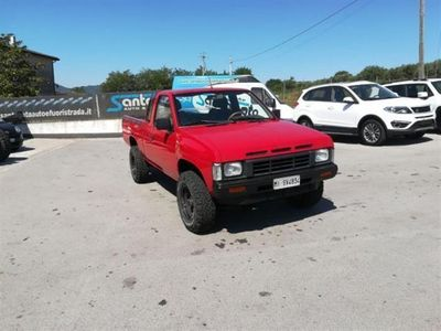 used Nissan King Pick Up Pick-up 2.5 diesel 2 porteCab rif. 11903389