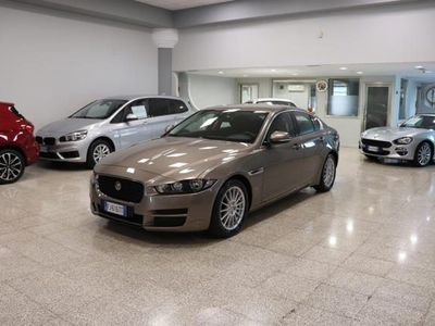 usata Jaguar XE 2.0 D 163CV AUT. E6 SS PURE BUSINESS EDITION(NAVI) rif. 12349086