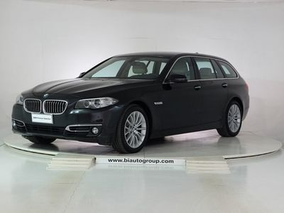 brugt BMW 525 d xDrive Touring Luxury