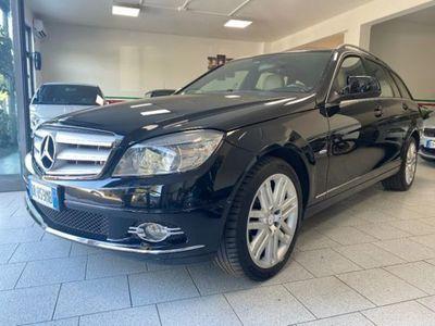 usata Mercedes C320 CDI S.W. 4Matic UNICO PROPRIETARIO