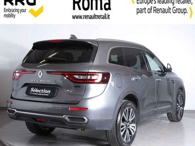 brugt Renault Koleos dCi 175CV X-Tronic Energy Initiale Paris del 2017 usata a Roma