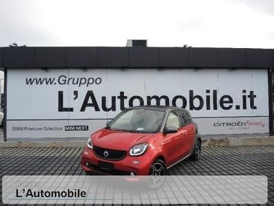 brugt Smart ForFour usata del 2016 a Frosinone, Km 13.299