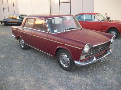 usata Fiat 1500L anno1963 ASI