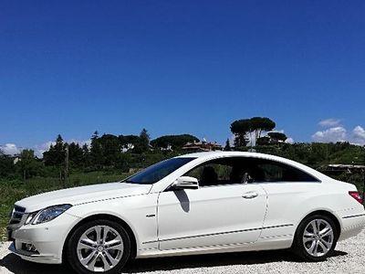 used Mercedes E220 CDI Coupé BlueEFFICIENCY Avantgard