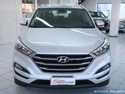usado Hyundai Tucson 1.7 CRDi XPlus usato
