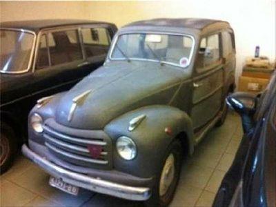 usata Fiat Belvedere 500 Topolino