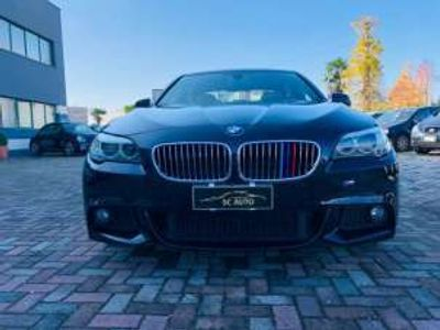 usata BMW 535 Serie 5 (F10/F11) Msport Berlina Zero Branco