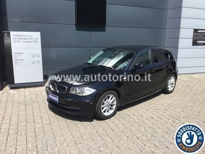 usata BMW 116 SERIE 1 (5 PORTE) d 2.0 Eletta 116cv 5p Dpf