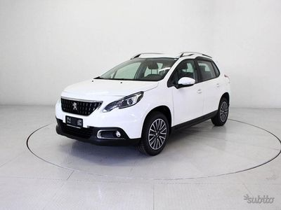 used Peugeot 2008 BlueHDi 100 S&S Active