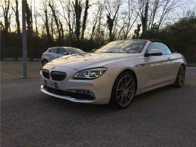 usata BMW 640 Cabriolet Serie 6 (F12/F13) xDrive Luxury