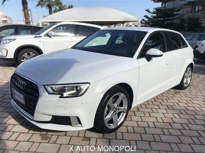 usata Audi A3 1.6 TDI 116 CV Sport