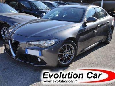 usado Alfa Romeo Giulia 2.2 TD 150 CV BUSINESS LAUNCH NAVI GARANZIA 2 ANNI