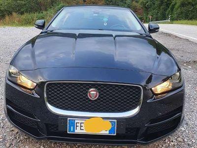 usata Jaguar XE 2.0 D Turbo 180CV aut. Pure Business
