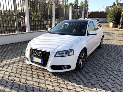 usata Audi A3 SPB 1.6 TDI 105 CV S-LINE