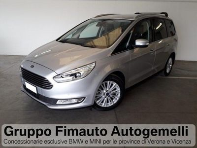 used Ford Galaxy 2.0 TDCi Powershift Titanium