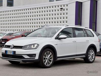 usata VW Golf all. 2.0 tdi Executive 184cv dsg