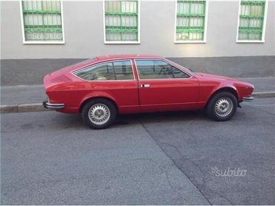 usado Alfa Romeo Alfetta GT/GTV 1600 iscritta asi