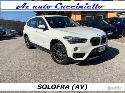 usata BMW X1 18d 150 cv NEW FULL SPORT 2016
