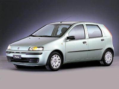 usata Fiat Punto 1.2i cat 5 porte ELX rif. 11696868