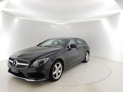 usata Mercedes CLS250 Shooting Brake CLS Classe Cls (x/c218)Sw Bluetec 4matic Premium