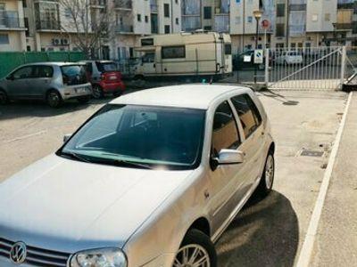 usata VW Golf IV seria Benzina + GPL