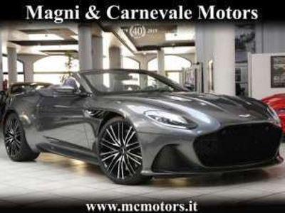 usata Aston Martin DBS SUPERLEGGERA VOLANTE|LIST PRICE 336.000|B&O Benzina