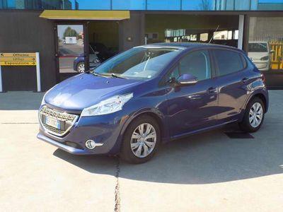 usata Peugeot 208 1.2 VTi 82 CV 5P Active OK NEOPATENTATI
