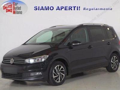 usata VW Touran Join TSI DSG 2019 1.5 B 150CV 7Aut 5P Nero Benzina