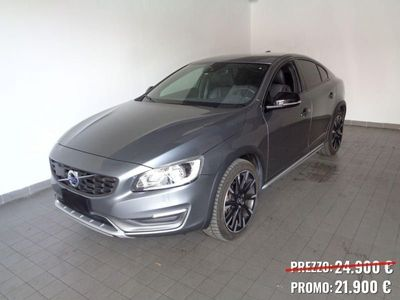 brugt Volvo S60 CC S60 Cross Country II 2014 S60 c.country 2.4 D4 Summum awd geartronic