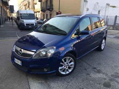 käytetty Opel Zafira 1.9 150 cv frizione volano distribuzio