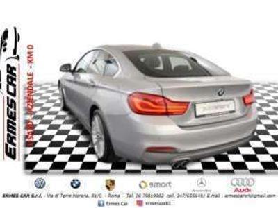 usata BMW 420 Gran Coupé d Luxury-NAVI PROFESSIONAL-PELLE-F1-