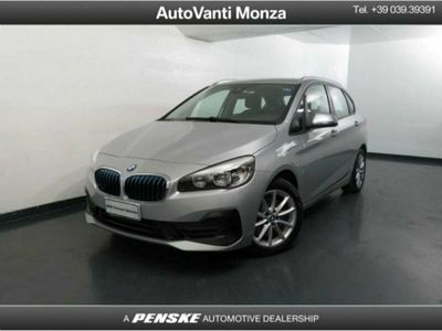 usata BMW 225 Active Tourer Serie 2 Active Tourer Serie 2 A.T. (F45) xe iPerformance Business aut