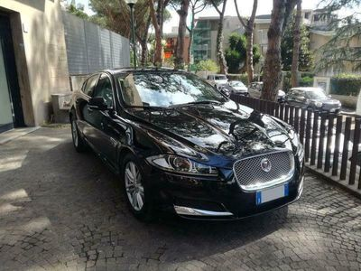 usata Jaguar XF 2.2 D 200 CV Luxury Aut. Pelle. PDC