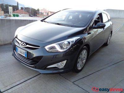 usata Hyundai i40 Wagon 1.7 CRDi 136cv LED/NAVI/RETROCAMERA