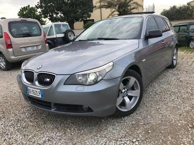 usata BMW 530 Serie 5 d Futura