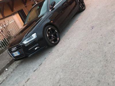 usado Audi A4 avant 177cv automatico nav dvd block shaft