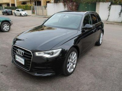 brugt Audi A6 Avant 2.0 TDI 177 CV multitronic Ambiente