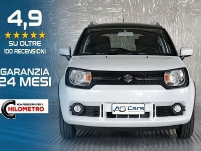 begagnad Suzuki Ignis 1.2 Dualjet 4WD All Grip iCool
