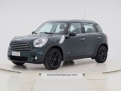 begagnad Mini Cooper D Countryman 1.6 Countryman ALL4 del 2014 usata a Settimo Torinese