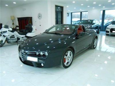 usata Alfa Romeo Spider 2.4 JTDm 200 cv. Exclusive Cabrio