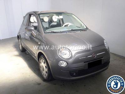 usado Fiat 500C 500C1.2 Pop 69cv E6