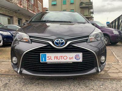 usata Toyota Yaris 1.5 Hybrid 5 porte