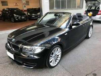usata BMW 120 Cabriolet d Attiva